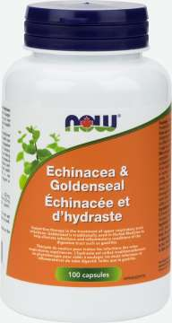 Echinacea and Goldenseal Capsules