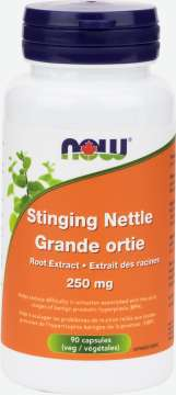 Stinging Nettle Root Extract 250 mg Veg Capsules