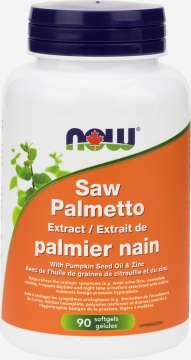 Saw Palmetto Extract 80 mg Softgels