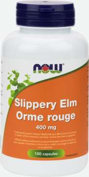 Slippery Elm 400 mg Capsules