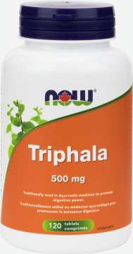 Triphala 500 mg  Tablets