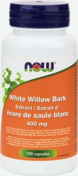 White Willow 400 mg  Capsules