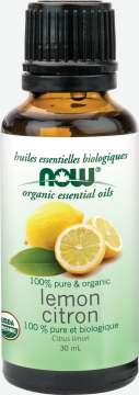 Lemon Oil, Organic