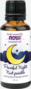 Peaceful Night Essential Oil Blend