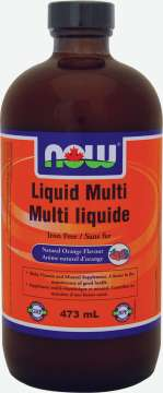 Adults' Liquid Multi Berry