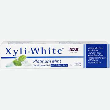 Xyliwhite™ Platinum Mint with Baking Soda Toothpaste Gel