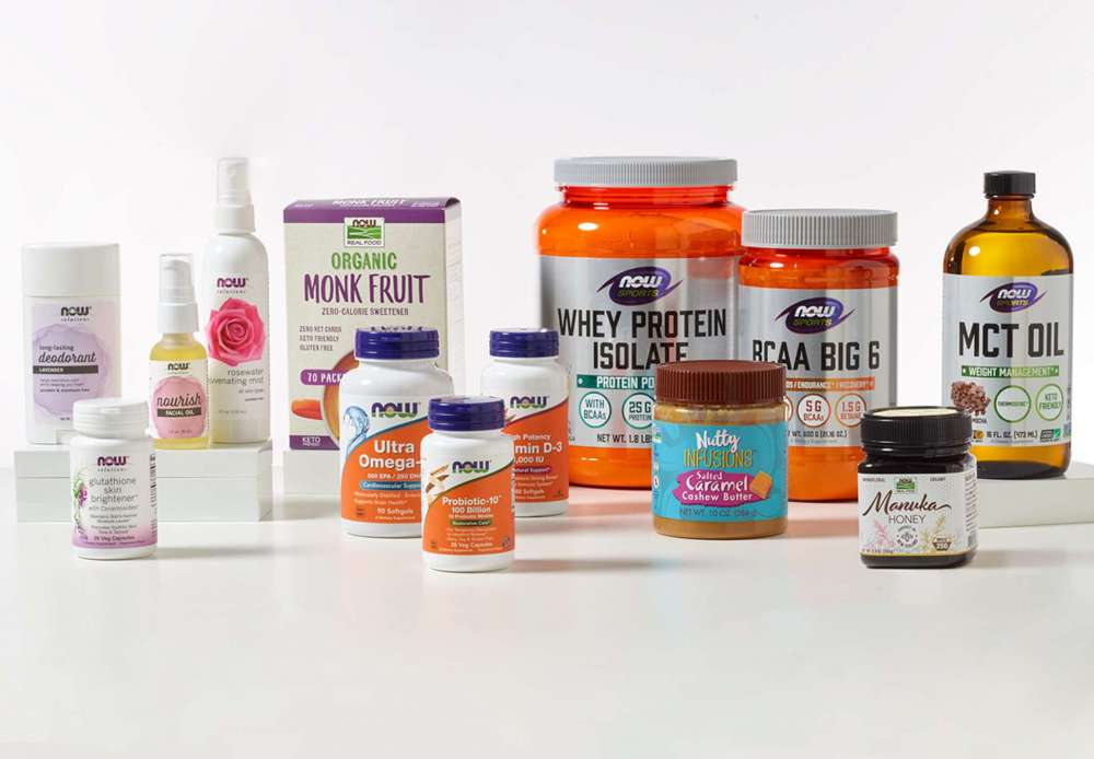 group of now products